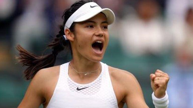 Emma Raducanu showed maturity beyond her years to defeat Sorana Cirstea and continue her dream run at Wimbledon