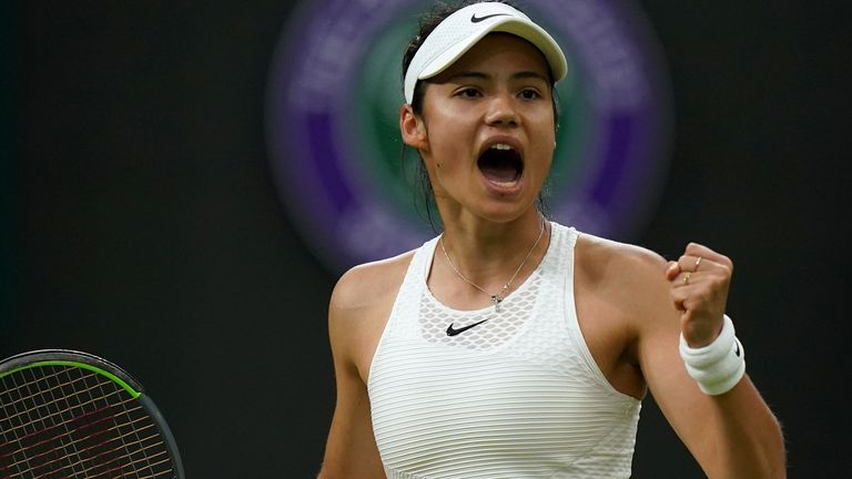 Emma Raducanu announced her Wimbledon withdrawal was due to difficulty breathing