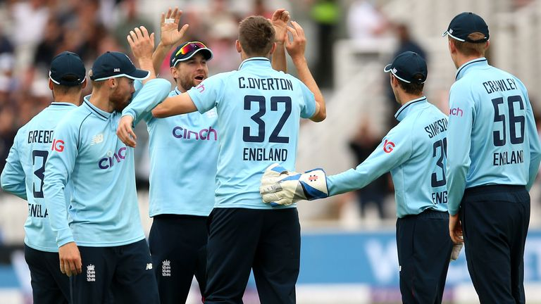 England beat Pakistan by 52 runs in the second one-day international to seal the series with a game to spare