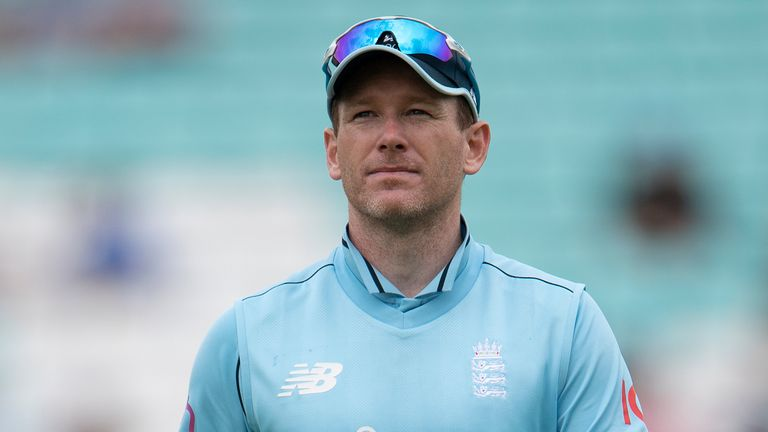 Eoin Morgan will be replaced by Ben Stokes as captain for the ODI series against Pakistan