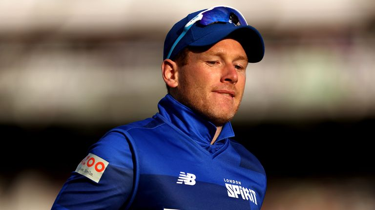Warne is head coach of the London Spirit men's team captained by Eoin Morgan