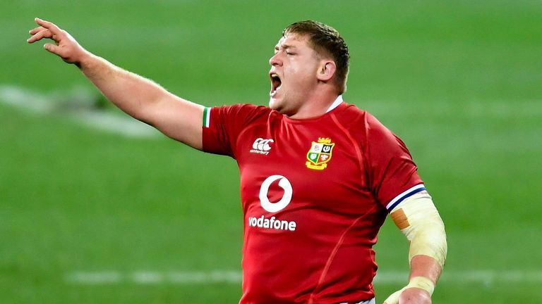 British and Irish Lions tighthead Tadhg Furlong says the tourists will draw on their experience for the second Test vs South Africa