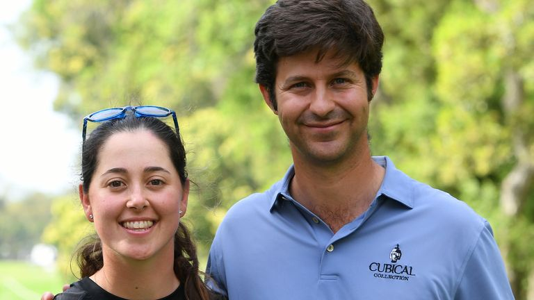 Nuria Iturrioz (left) and Jorge Campillo (right) will remain defending champions of the Morocco events after their respective victories in 2019