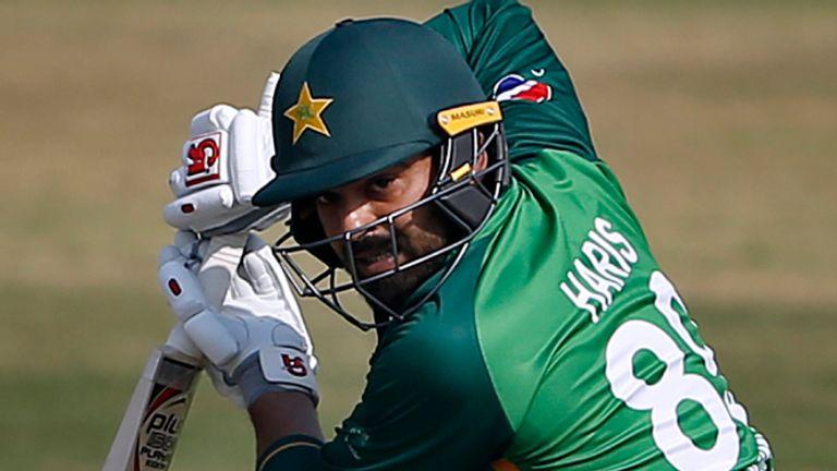 Pakistan batsman Haris Sohail will miss their three-match ODI series against England