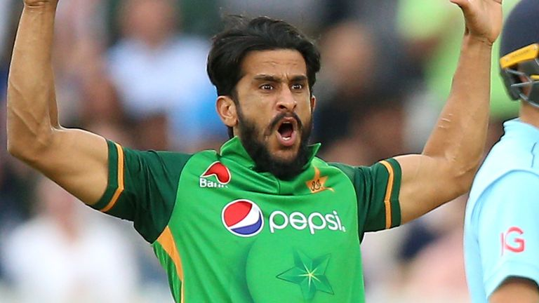 Hasan Ali got his name on the Lord's honours board with figures of 5-51