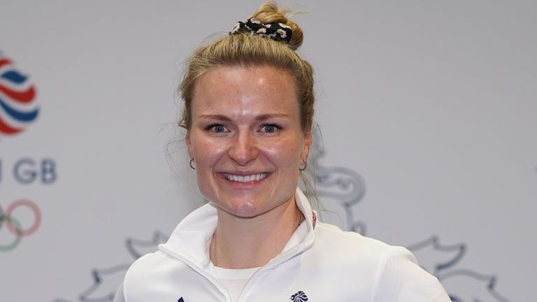 Hollie Pearne-Webb has said GB's women's hockey squad will come off social networks for most of the Olympics