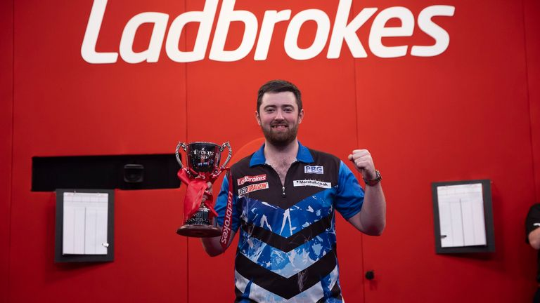 The 26-year-old has made three Pro Tour finals since March's UK Open final, but he's still searching for a first senior title