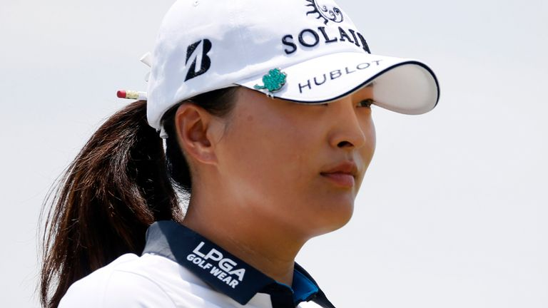 Jin Young Ko is now an eight-time winner on the LPGA Tour
