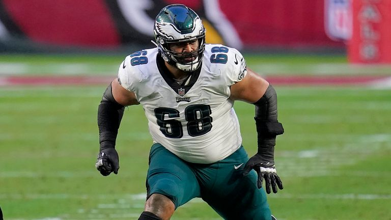 Jordan Mailata is a product of the International Player Pathway programme (AP)