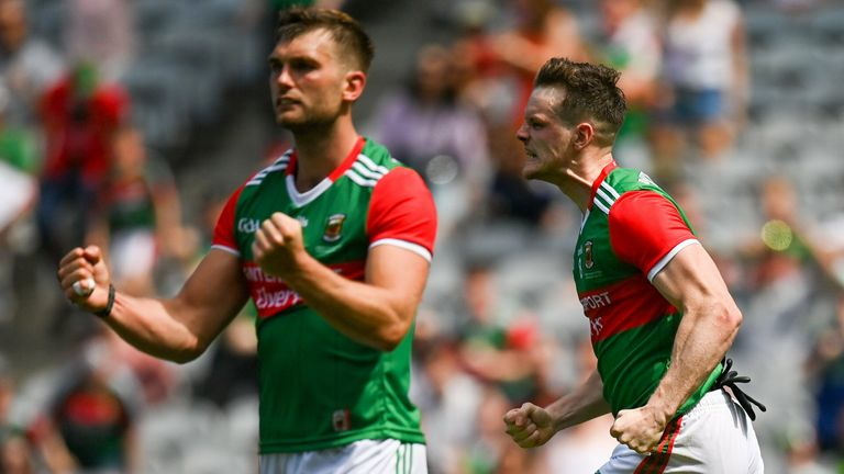 Ruane kicked 1-2 in the Connacht final