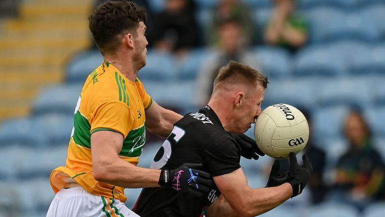 Ryan O'Donoghue scored 1-6 for James Horan's side