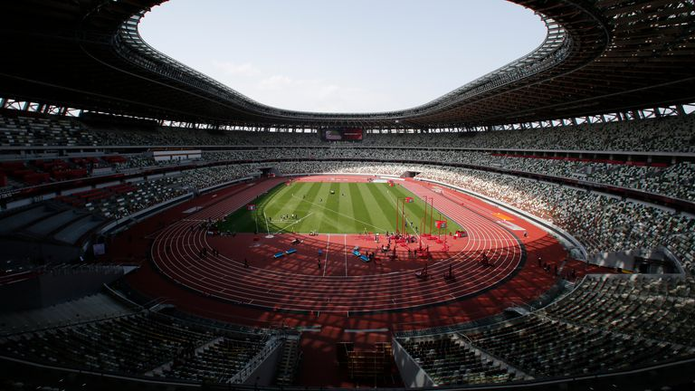 International Olympic Committee president Thomas Bach has asked residents in Japan to support the Tokyo Olympics, despite the fact they are taking part amid a crisis of growing coronavirus cases in the country