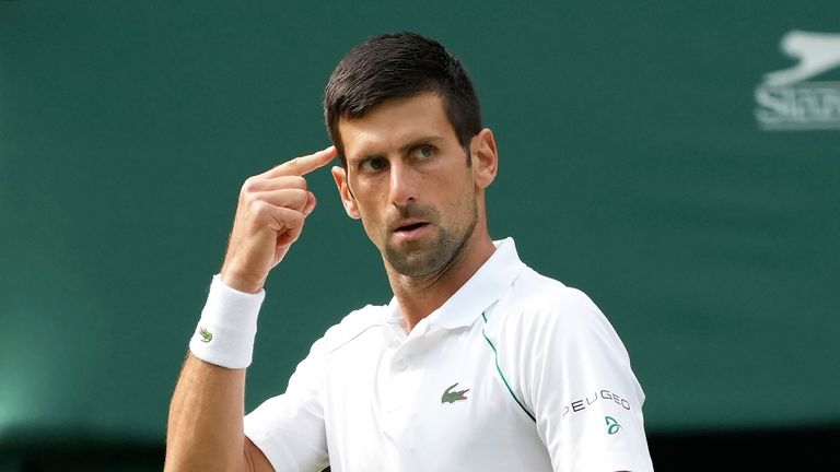 Novak Djokovic has confirmed he will participate for Serbia at the Tokyo Olympics