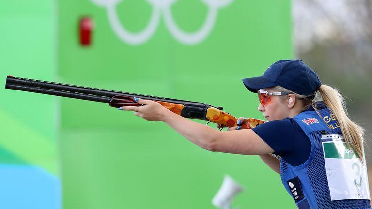 Amber Hill ha raggiunto la finale alle Olimpiadi del 2016 a Rio