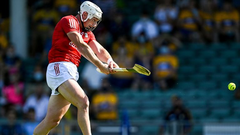 Patrick Horgan and Cork are eyeing up a first All-Ireland semi-final appearance since 2018