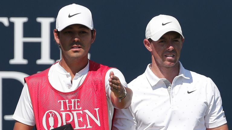 McIlroy admits a lack of discipline led to too many mistakes