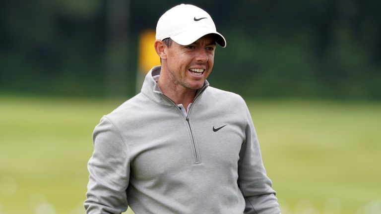 Dame Laura Davies says the return of spectators to The Open could give Rory McIlroy's chances of success a boost