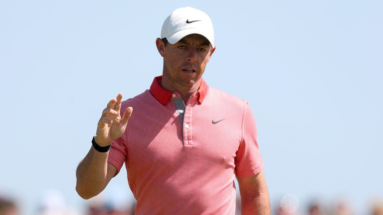 Rory McIlroy remains without a major victory since the 2014 PGA Championship