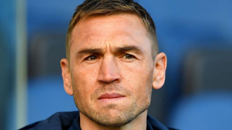 Kevin Sinfield est le capitaine le plus décoré de Leeds Rhino