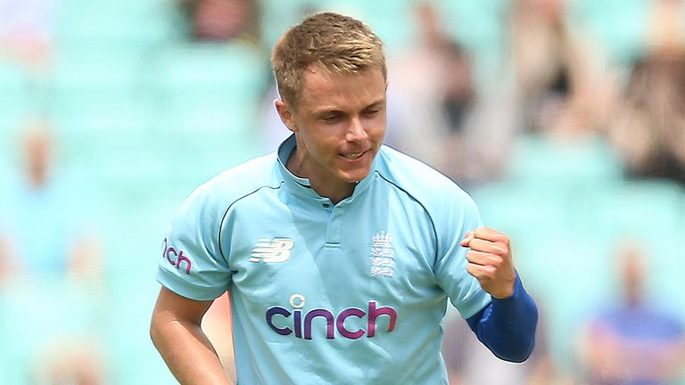 Watch the best of the action from the second ODI between England and Sri Lanka