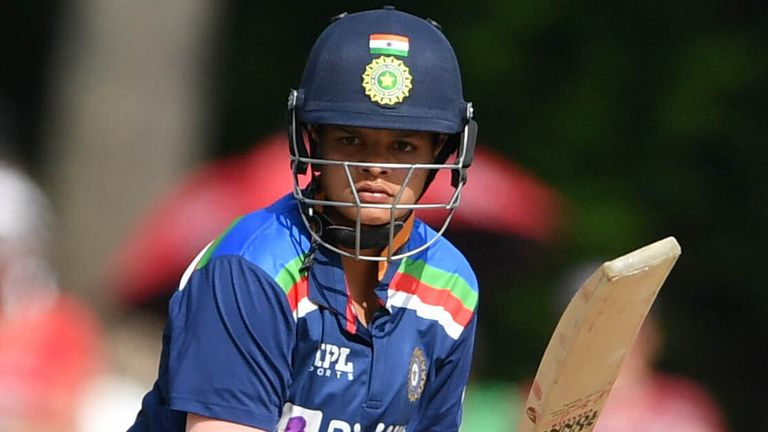 Shafali Verma starred for India in the recent games against England
