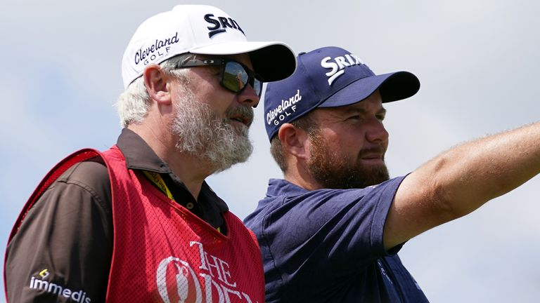 Shane Lowry is looking to become the first back-to-back winner of The Open since Padraig Harrington