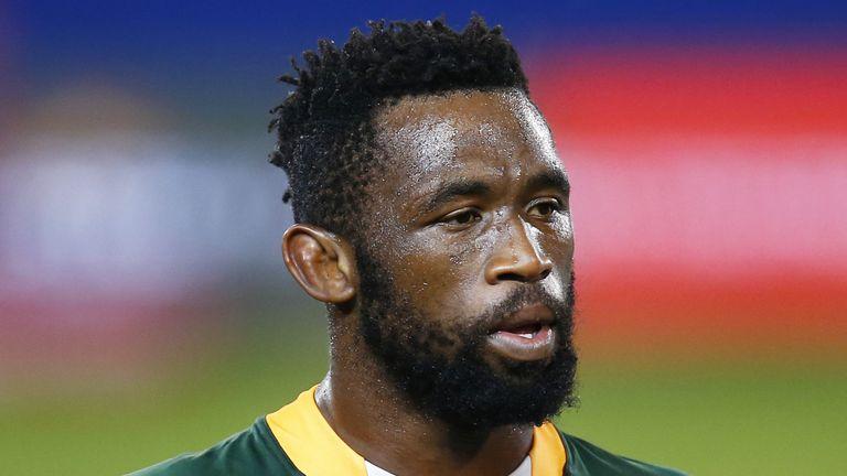 South Africa captain Siya Kolisi is one of six new coronavirus cases ahead of the Springboks' series against the British and Irish Lions