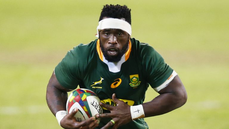 Siya Kolisi, Handre Pollard, Makazole Mapimpi to start for Springboks vs British