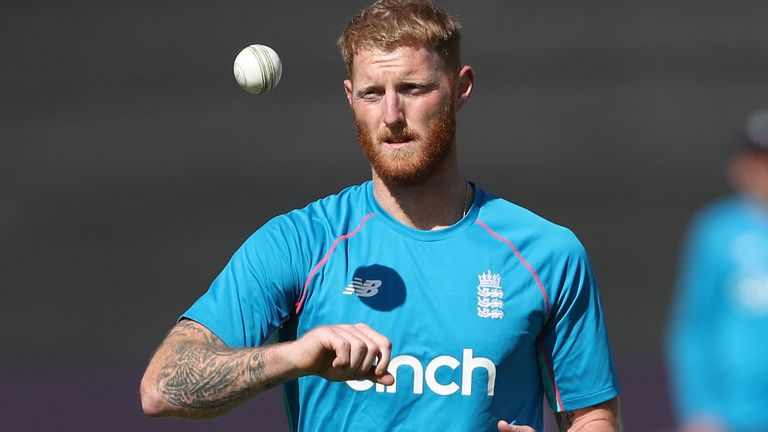 Ben Stokes is not included in the 15-man group as he continues his indefinite break from cricket to prioritise his mental wellbeing