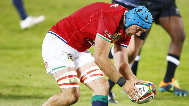 Beirne really impressed Maggie Alphonsi, as well as Warburton and Sir Ian McGeechan