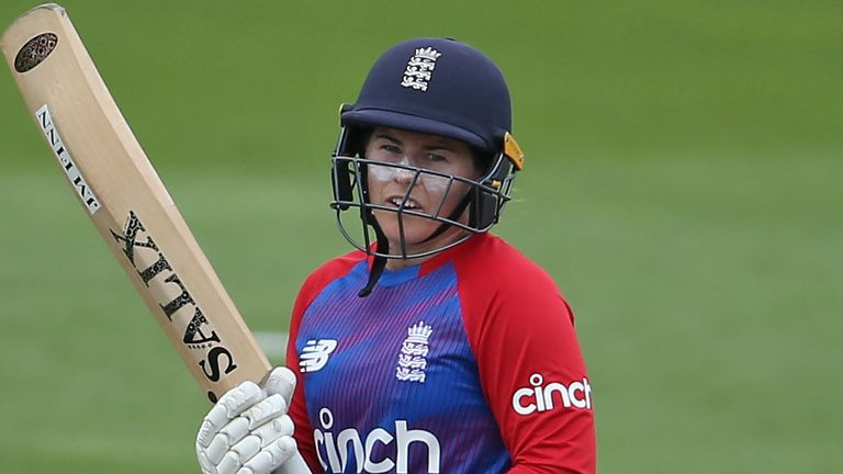 Tammy Beaumont is gearing up for The Hundred after a busy summer with England
