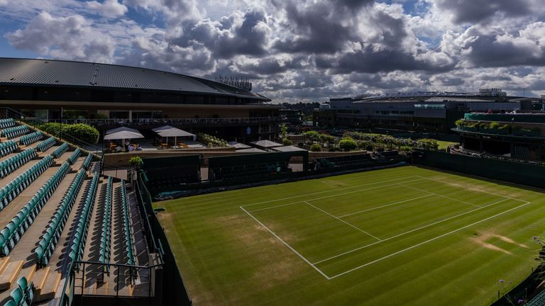 The AELTC said the 'integrity of the sport' is of most importance