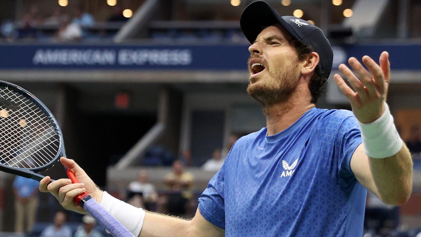 US Open: Andy Murray fires battle of bathroom break with Stefanos Tsitsipas  into orbit   Tennis News