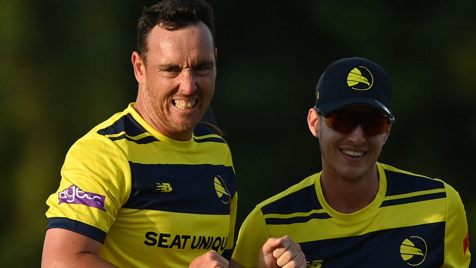 One-Day Cup: Kyle Abbott takes maiden List A five-wicket haul as Hampshire beat Worcestershire