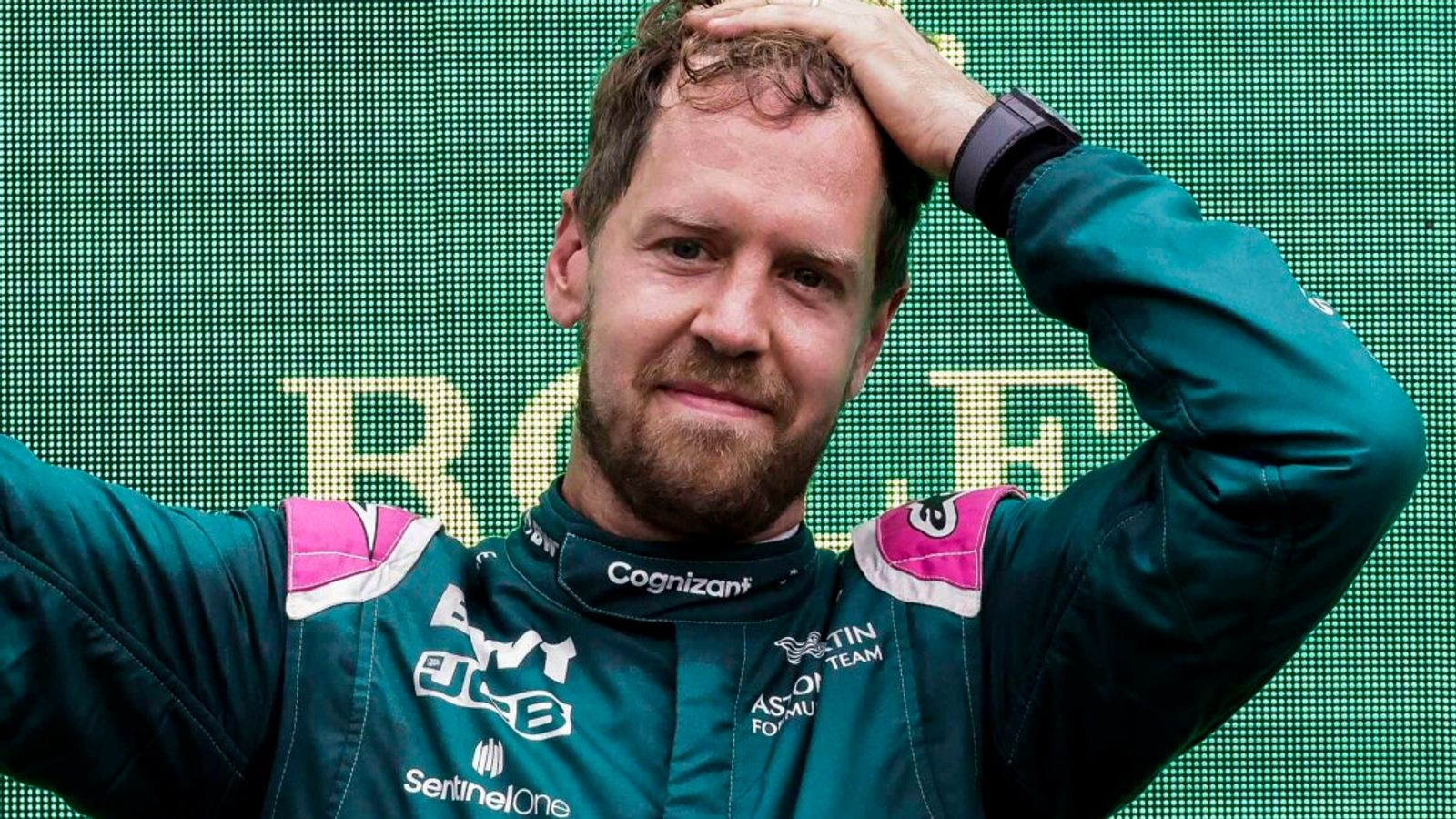 Hungarian GP: Sebastian Vettel's second place at risk after insufficient fuel sample after race
