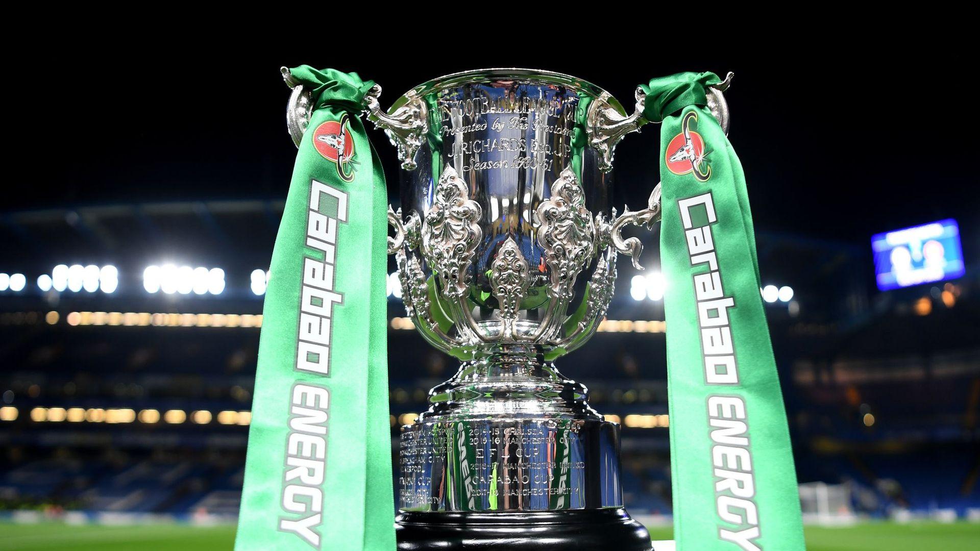 Carabao Cup R2: Arsenal draw West Brom, Barrow vs Villa