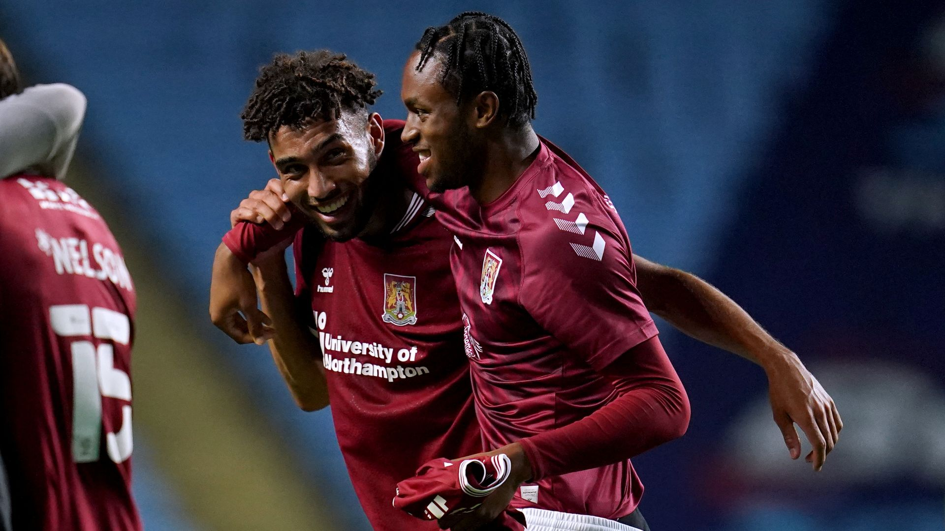Carabao Cup round-up: Northampton comeback floors Coventry