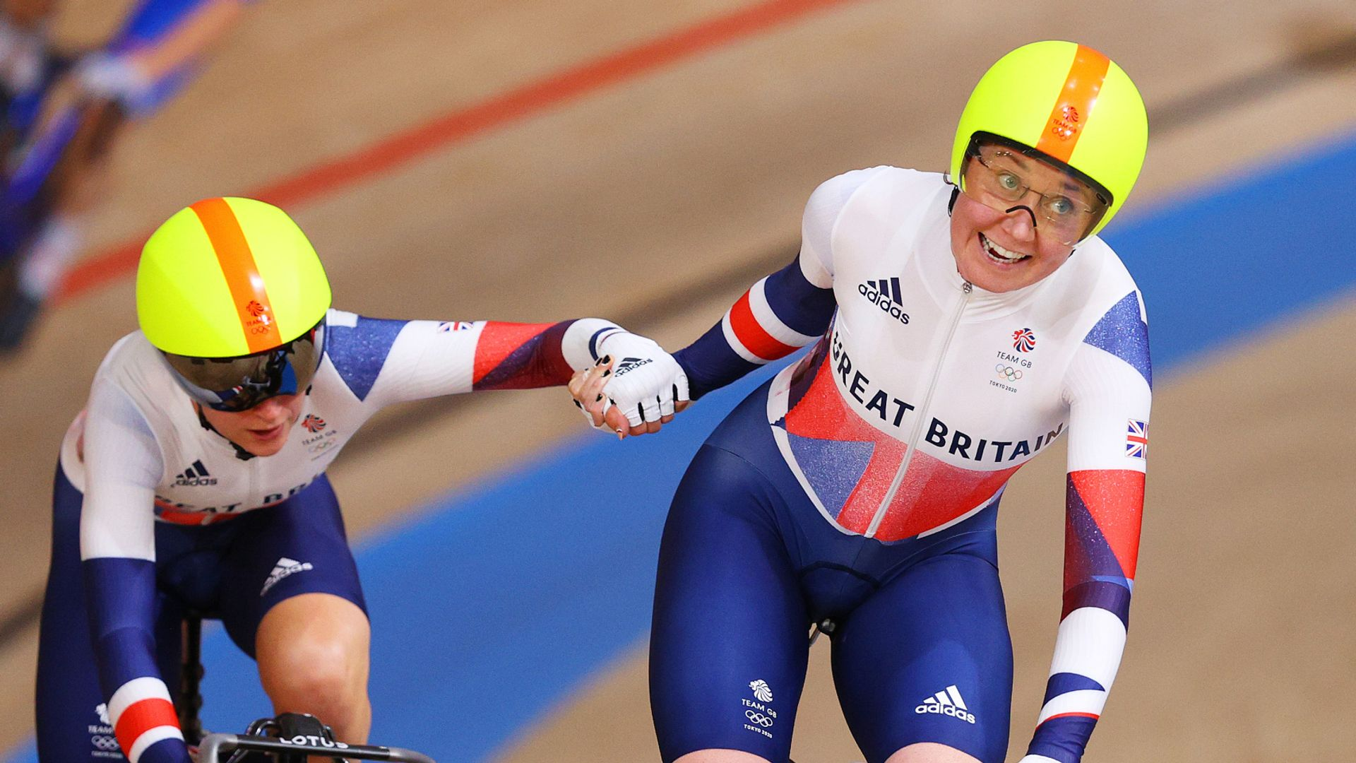 Archibald and Kenny win cycling gold for Team GB