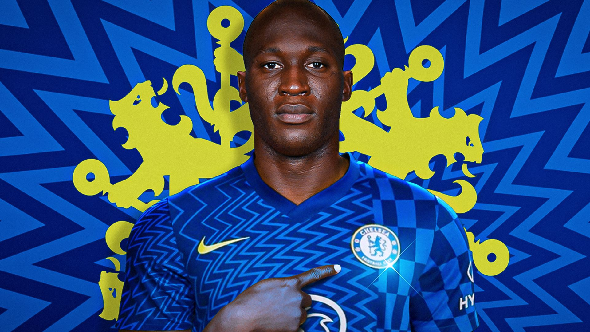 Chelsea re-sign Lukaku from Inter for club-record £97.5m