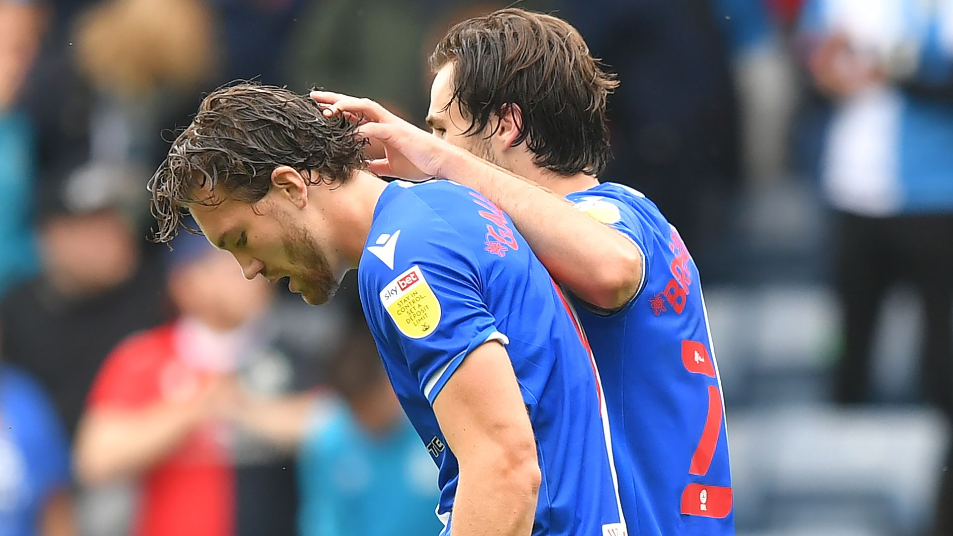Swansea beaten by Blackburn in Martin's first game