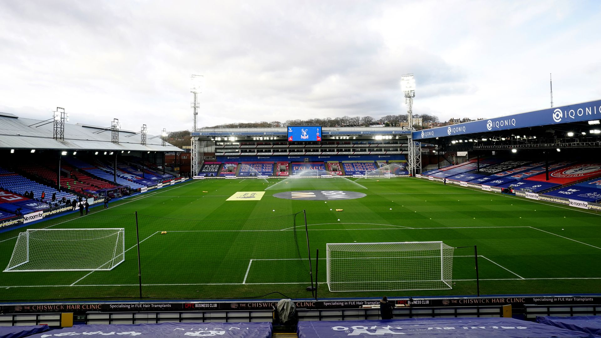 Palace secure new investment