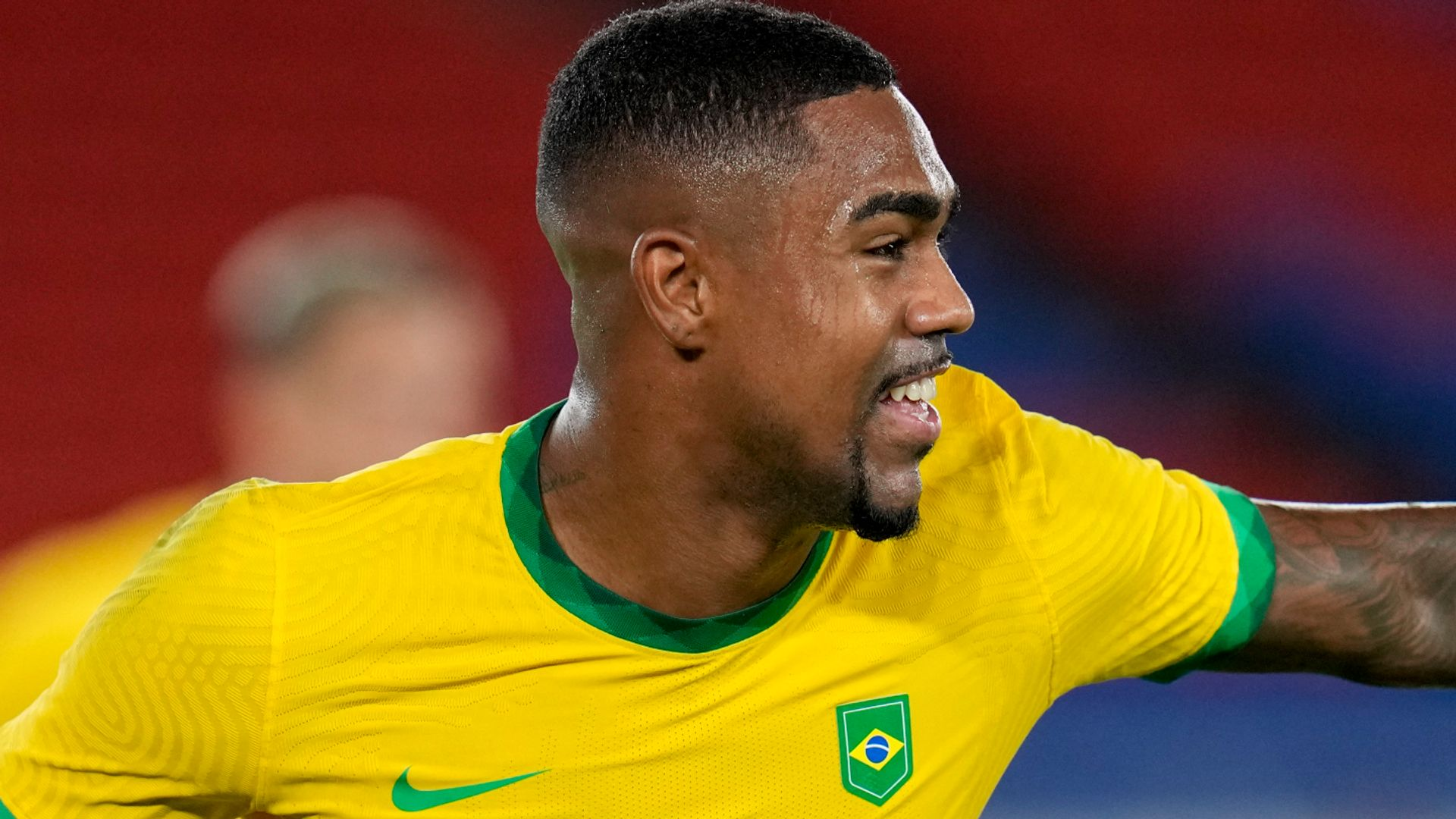 Brazil retain Olympic gold with Malcom extra-time winner