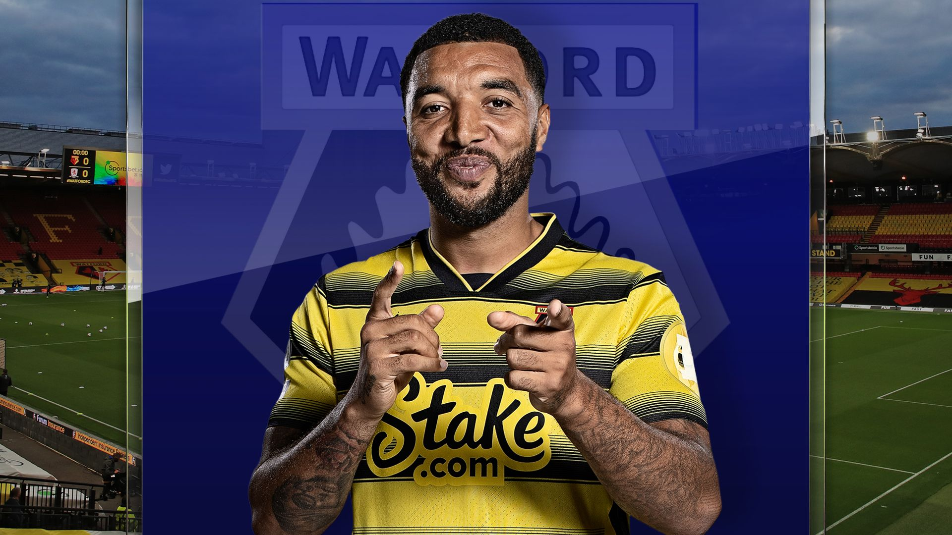 Deeney at 33: I've got nothing to prove