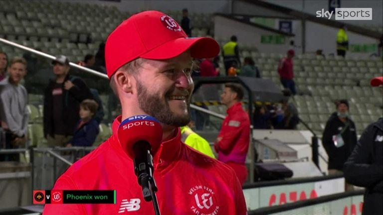 Despite not winning a game as Welsh Fire captain, Ben Duckett told Nick Knight that he's still enjoying the job.