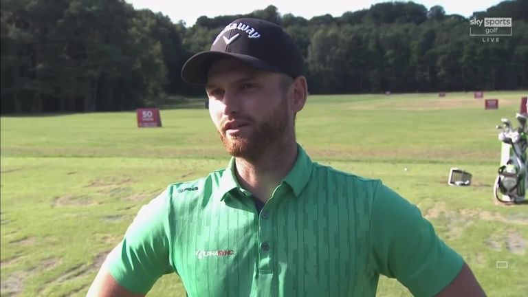 Daniel Gavins reflects on overturning a seven-shot deficit on the final day to claim a maiden European Tour title at the ISPS Handa World Invitational