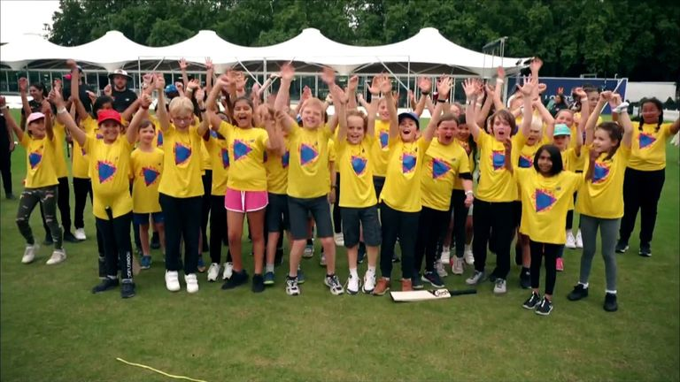 Fun, fast and free - find out how Dynamos Cricket Intros is taking the game into new communities and getting kids active and socialising,