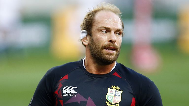 Alun Wyn Jones hopes to see British and Irish Lions tours safeguarded on the international rugby calendar