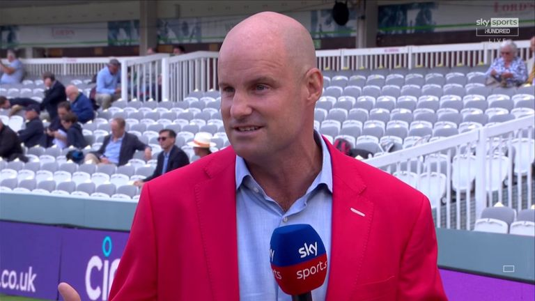 Sir Andrew Strauss discusses the importance of The Ruth Strauss Foundation as Lord's prepares to host the 'Red for Ruth' day on Friday