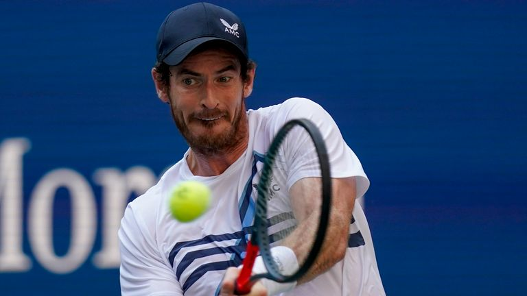 Andy Murray scored one of his biggest wins last year (AP Photo / Seth Wenig)