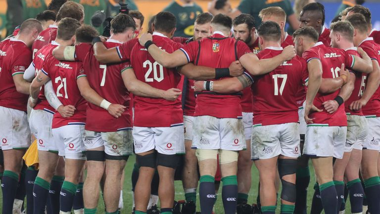 Where do the Lions go from here? Asks Habana ahead of the third Test